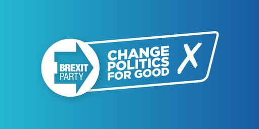 Join The Brexit Party in Hartlepool on Polling Day!