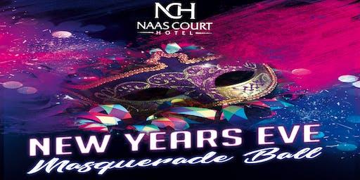 NYE Masquerade Ball at Naas Court Hotel