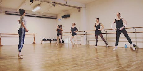 Ballet Fit: First-time ballet taster for Adults tickets