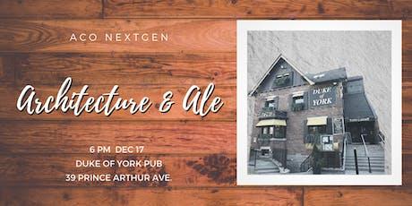ACO NextGen Pub Night tickets