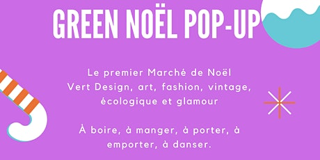 GREEN NOEL POP-UP tickets