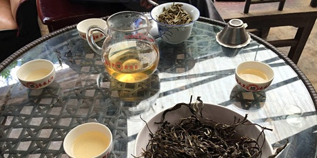 Tea brewing class at Green Point Juicery  tickets
