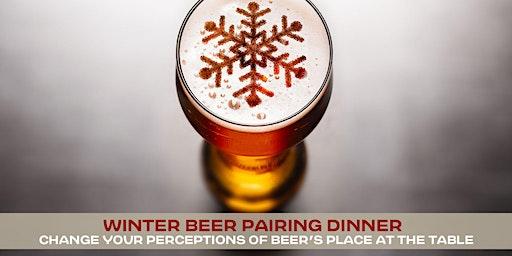 Winter Beer Pairing Dinner