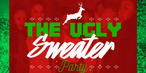 3rd Annual Ugly Sweater Party December 20th at Park Avenue