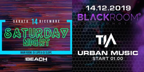 Hip Hop & Reggaeton Party - Saturday 14th December  - The Beach Club Milano biglietti