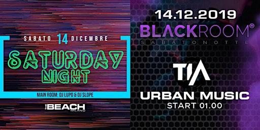 Hip Hop & Reggaeton Party - Saturday 14th December  - The Beach Club Milano