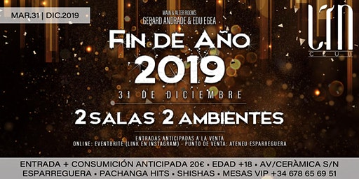 Fin de Año 2019 LTN Club