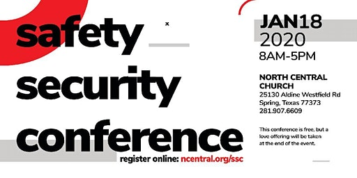 Church Security and Safety Seminar