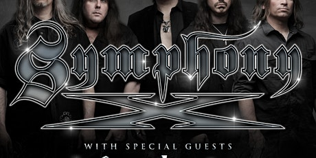 Symphony X, Primal Fear, and Firewind in Tampa tickets