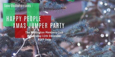 Happy People Xmas Jumper Party - VC / Tech Startup Drinks tickets
