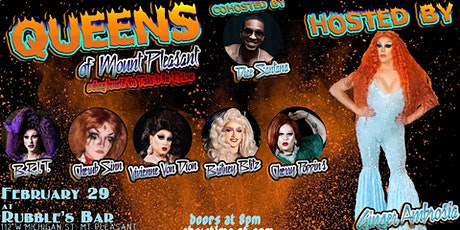 Queens of Mount Pleasant: a Drag Benefit for Dalis to the Rescue! tickets