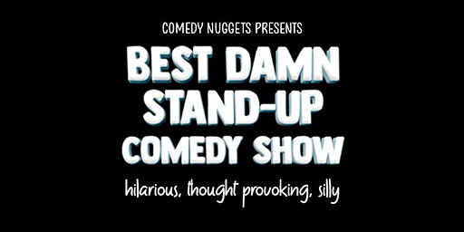 Best Damn Stand-Up Comedy Show: Black History Month Edition