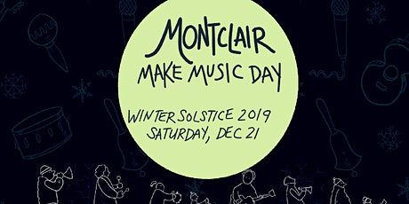 Montclair Make Music Winter Mural Parade tickets