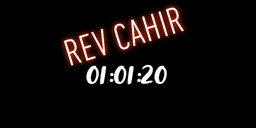 Rev 2020 New Years Party cahir Disco
