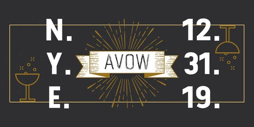 New Year's Eve Party at AVOW