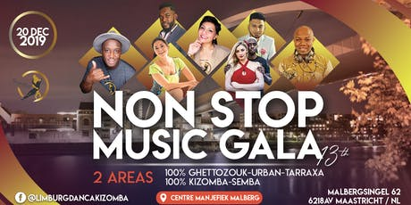 NON STOP MUSIC GALA 13th tickets