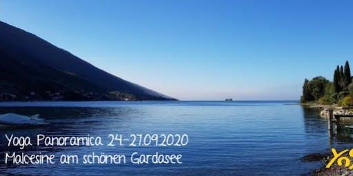 Yoga Panoramica  Herbstretreat am Gardasee