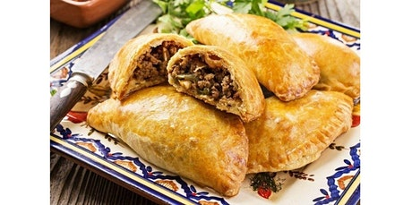 Dishes of Puerto Rico and Cuba: Empanadas  (08-28-2020 starts at 6:30 PM) tickets