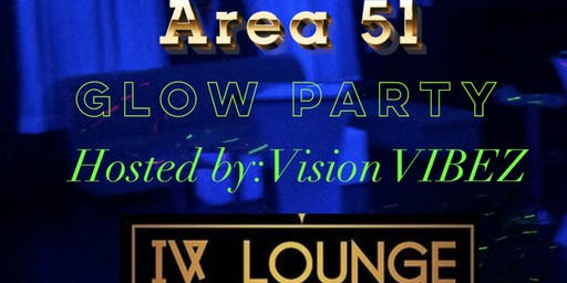 New Year's Eve Area 51 Glowparty