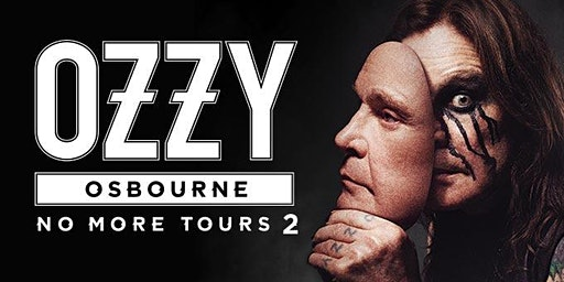 Ozzy Osbourne Hersheypark Stadium
