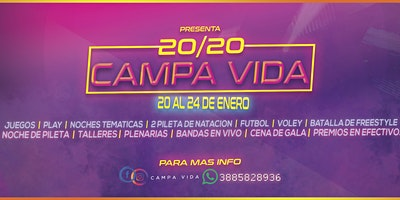 CAMPA VIDA 2020