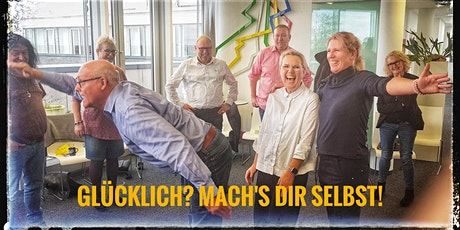 Impro-Workshop   Glücklich? Mach´s Dir selbst! Tickets
