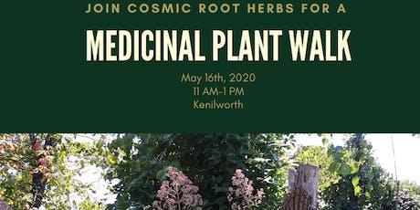 Medicinal Plant Walk tickets