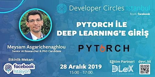 PyTorch ile Deep Learning'e Giriş