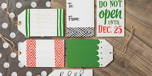 Morganna Designs Ornament and Gift Tag Workshop