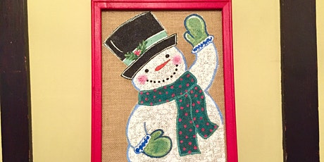 """Sip and Paint - """"Snowman's Delight"""" @ Iron Goat Brewing tickets"""