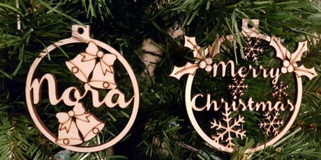Ylab Open House: Laser Cut Your Own Holiday Ornament at the DDO tickets
