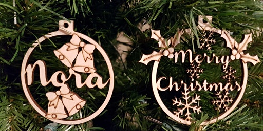 Ylab Open House: Laser Cut Your Own Holiday Ornament at the DDO