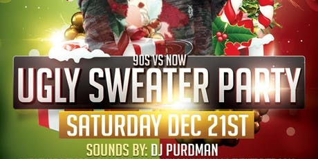 90's vs Now Party - Ugly sweaters, Santa hats, and more! tickets