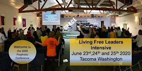 Living Free Leaders Intensive 2020 tickets