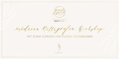 Moderne Kalligrafie Workshop by Elena Görgen von Elenas Ideenbrunnen