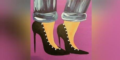 Ladies Night Sip & Paint tickets