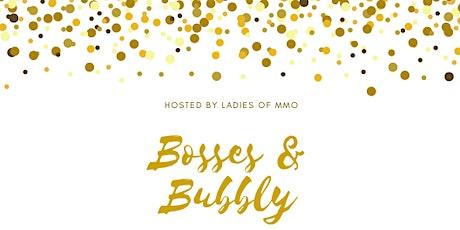 Bosses & Bubbly tickets