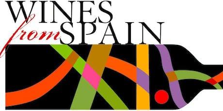 Spanish Wine Tasting Evening tickets