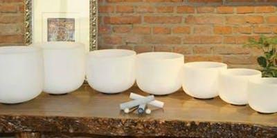 Singing Bowl Sound Bath and Transformative Breathwork