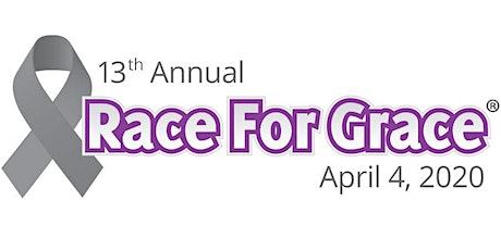 13th Annual Race For Grace tickets