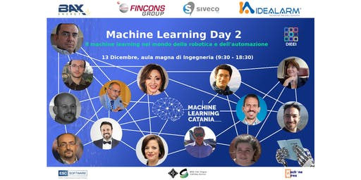 Machine Learning Day 2 - Il machine learning nel mondo della robotica