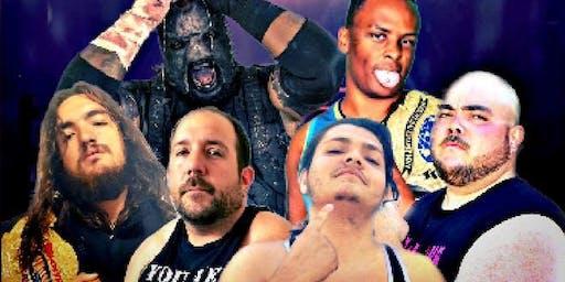 Revolt Wrestling presents Showdown - Live At Saddles of Joy