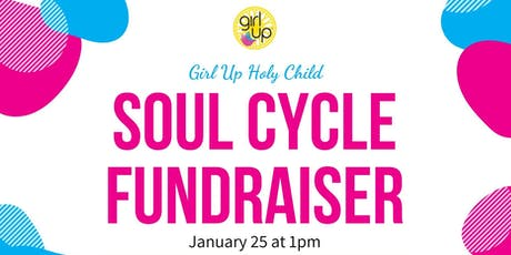 Girl Up x Soul Cycle Charity Ride tickets