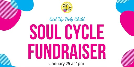 Girl Up x Soul Cycle Charity Ride