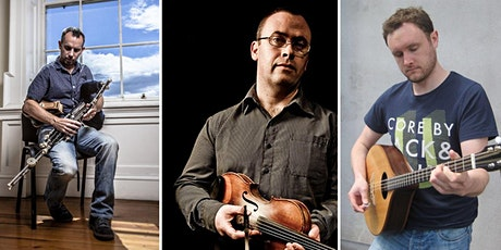 Leonard Barry, Declan Folan and Michael McCague tickets