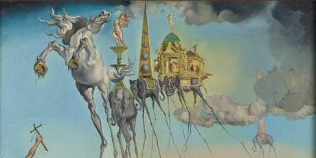 Dali & Magritte surrealisme uitbeelden tickets