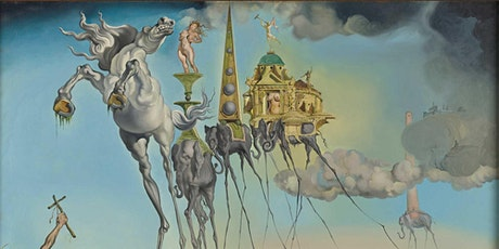 Dali & Magritte surrealisme uitbeelden tickets