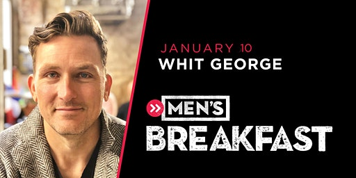COTM Men's Breakfast with Pastor Whit George