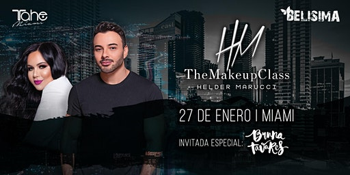 The Makeup Class | Helder Marucci | Miami 2020