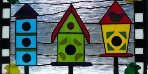 Beginner/Intermediate Stained Glass - Tuesday Nights